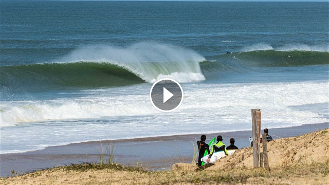 Welcome to the Hossegor Keg Party Featuring Michel Bourez Jeremy Flores Joan Duru and More