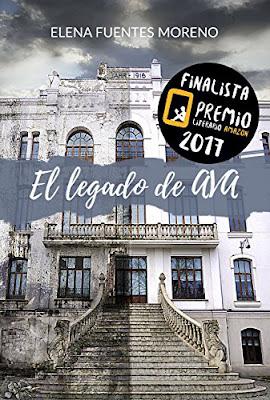 El legado de Ava - Elena Fuentes Moreno (#ali112)