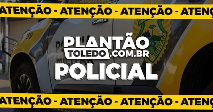 Após surto jovem fica nu, e Polícia Militar é acionada em Toledo