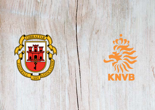 Gibraltar vs Netherlands Full Match & Highlights 30 March 2021