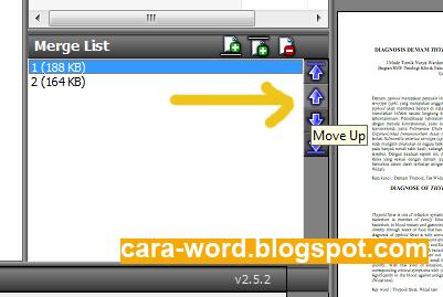 Cara Menggabungkan File PDF Jadi Satu