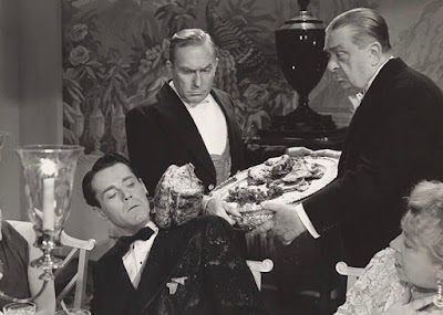The Lady Eve - William Demarest and Henry Fonda