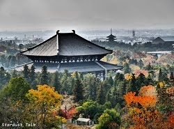 Glorious Nara in autumn