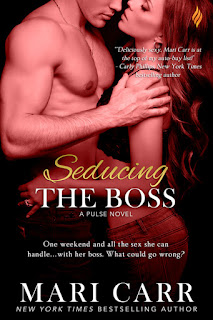 Seducing the Boss Cover