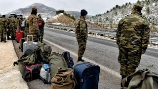 Οι 10 χειρότερες μεταθέσεις που μπορούν να σου τύχουν στον στρατό