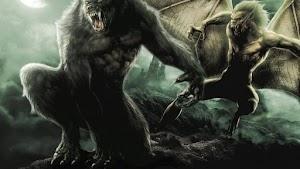 El gran Drácula, una historia de vampiros y hombres lobo