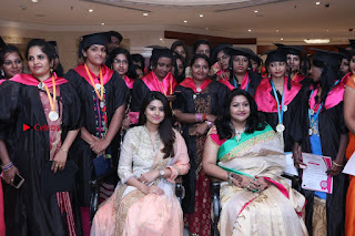 Actress Sneha Pos at V Care Graduation Ceremony  0051.jpg