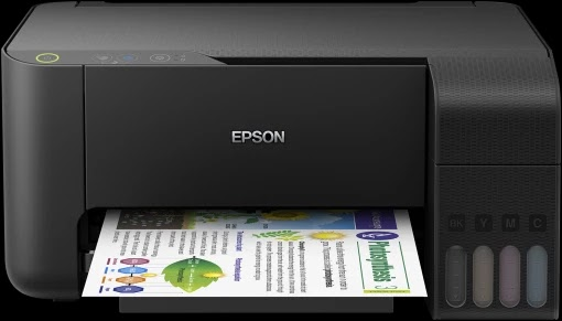 How to Reset Epson L3110 waste ink pad counter 100%