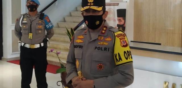 Dipastikan Kapolda Jabar, Habib Rizieq Bakal Berurusan dengan Hukum