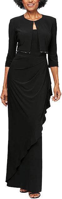 Good Looking Black Mother of The Groom Dresses