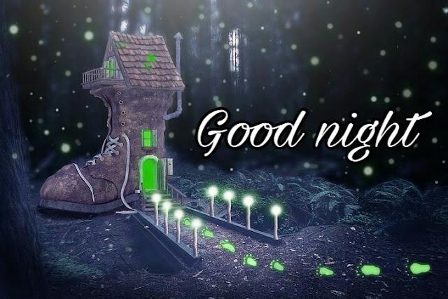 Good night image wallpaper