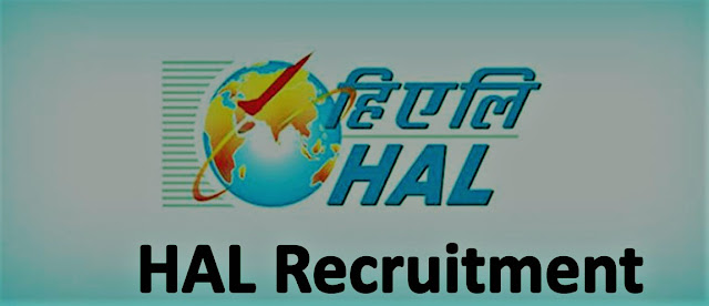 HAL Recruitment 2020 for TGT, PRT and Other Posts