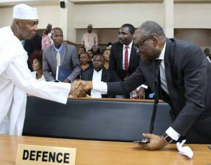 Saraki Defeats FG As Supreme Court Frees Him Of All Charges