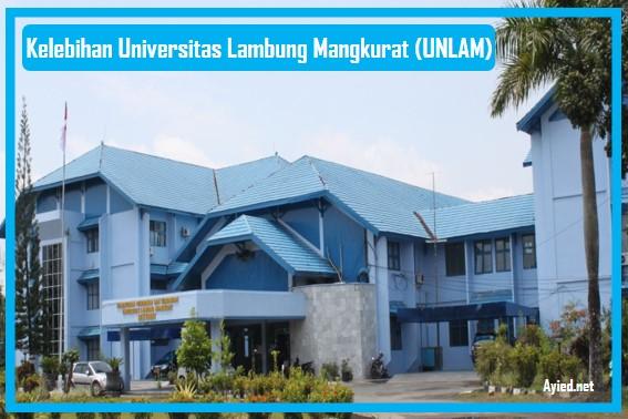 Kelebihan Universitas Lambung Mangkurat (UNLAM)