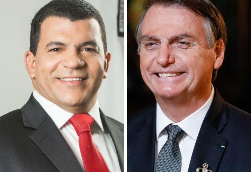 Prefeito Paulo Bomfim está em Brasília, busca investimentos e solicita audiência com Bolsonaro - Portal Spy Notícias Juazeiro, Petrolina e Região