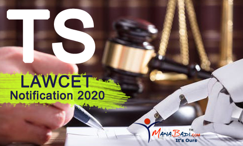 Telangana LAWCET Notification 2020