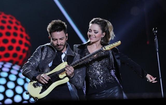 Globoplay lança documentário e show exclusivo de Sandy & Junior em julho