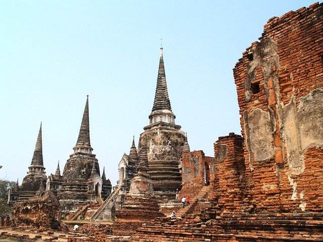 [FOTO] Taman Ayutthaya : 1/3  Nya Warisan Budaya Unesco