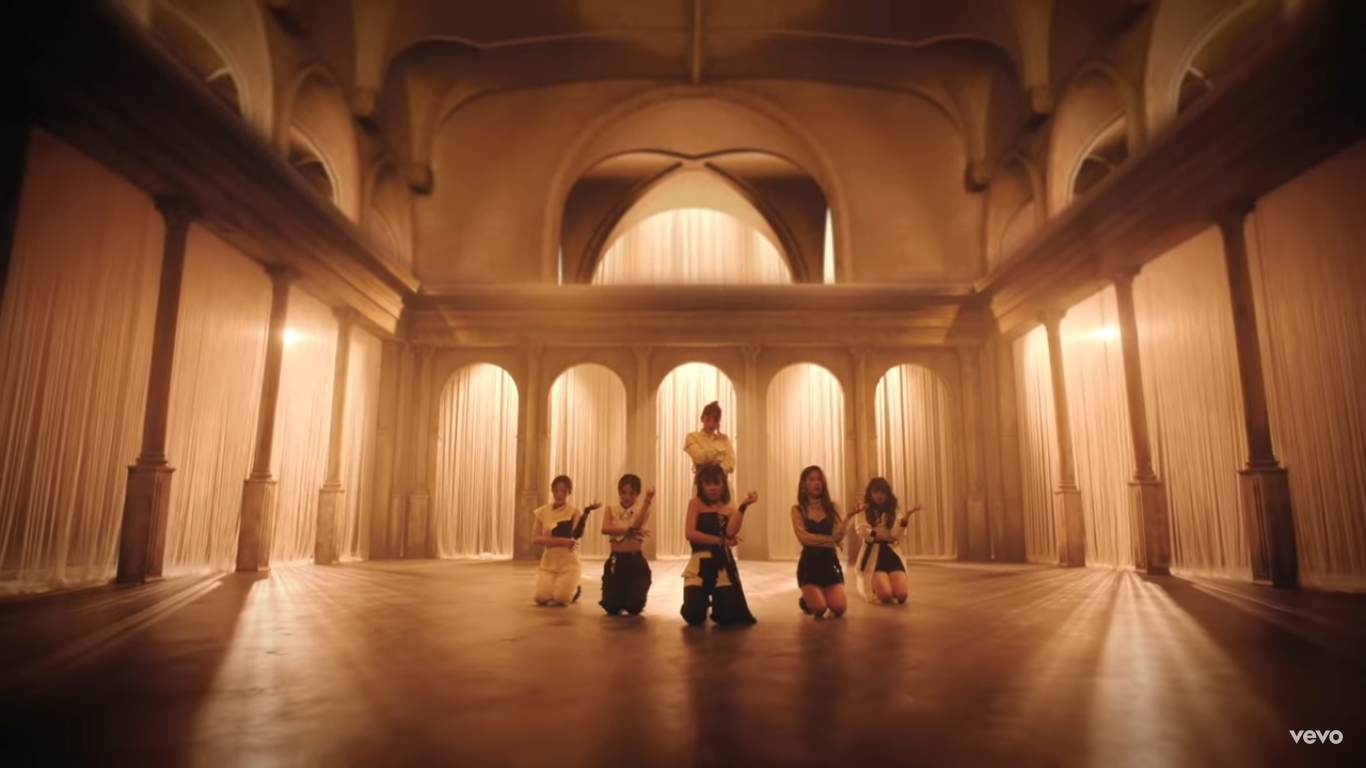 (G)I-DLE Released Gothic Concept MV for Japanese Version of 'Oh My God'