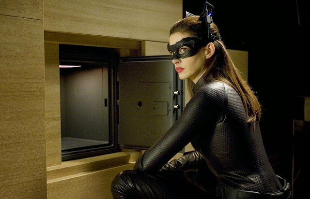 It's as if the Halle Berry Catwoman movie never existed.