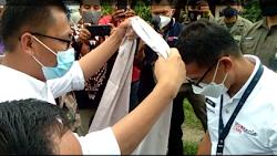 Menteri Pariwisata dan Ekononi Sandiaga Salahuddin Uno Berkunjung ke Rumah Gadang Ukiran Cino