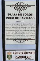 Resultado de imagen de Plaza de Toros de Campofrío