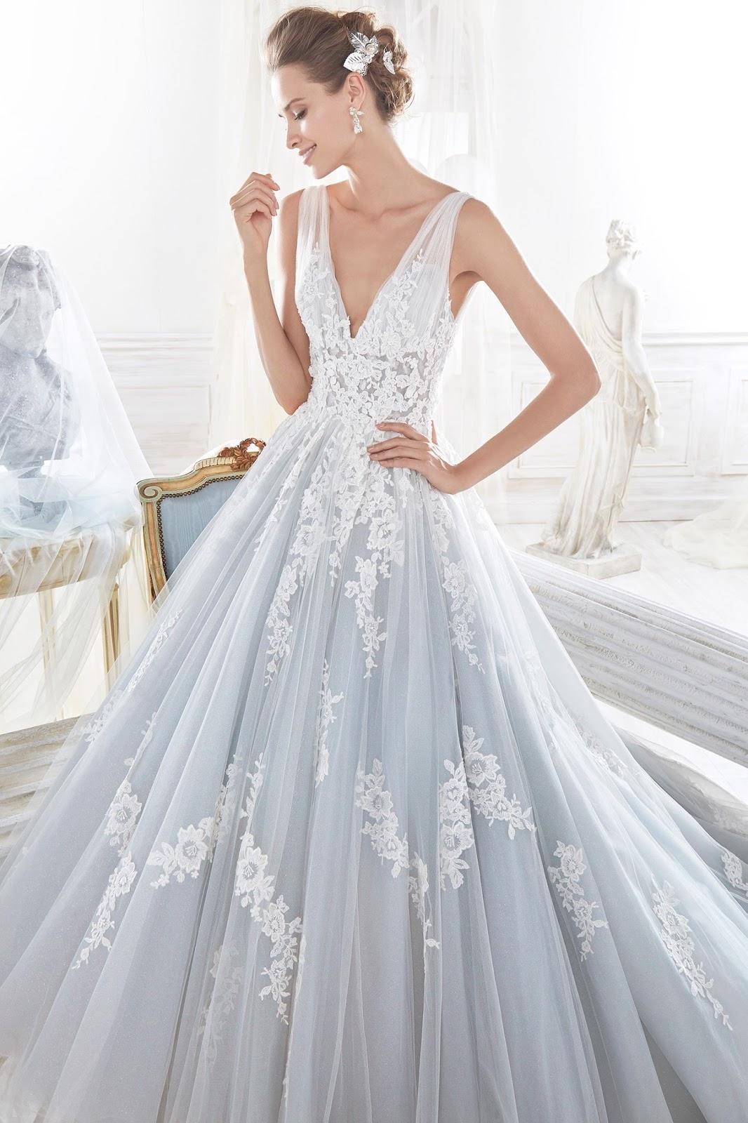 Vestiti Da Sposa Tiffany.Abiti Da Sposa Come Cenerentola Con Nicole Spose