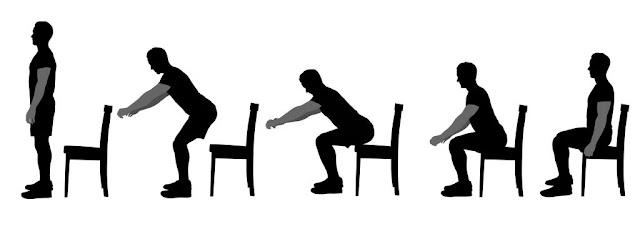 Lower back pain - sitting