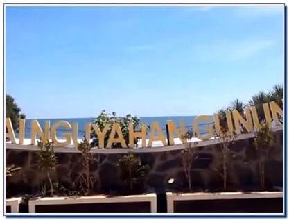 Pantai Nguyahan Jogja