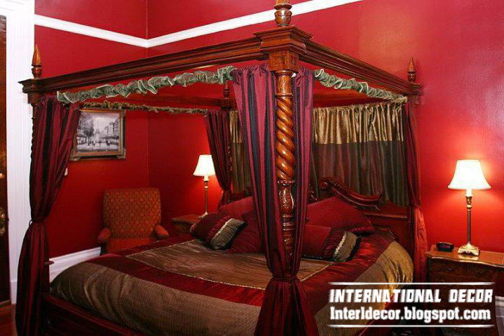 Red Degrees In Bedrooms Pains And Bedroom Decorations