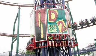 Dare 2 Drop Imagica Ride