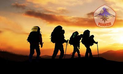 Ilmu Dasar Mendaki Gunung (Hiking)