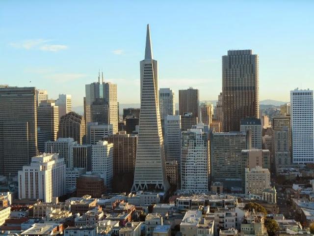 Transformación arquitectónica en EEUU