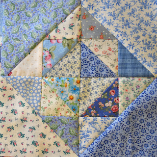 #QuiltBee: Country Cousin quilt blocks