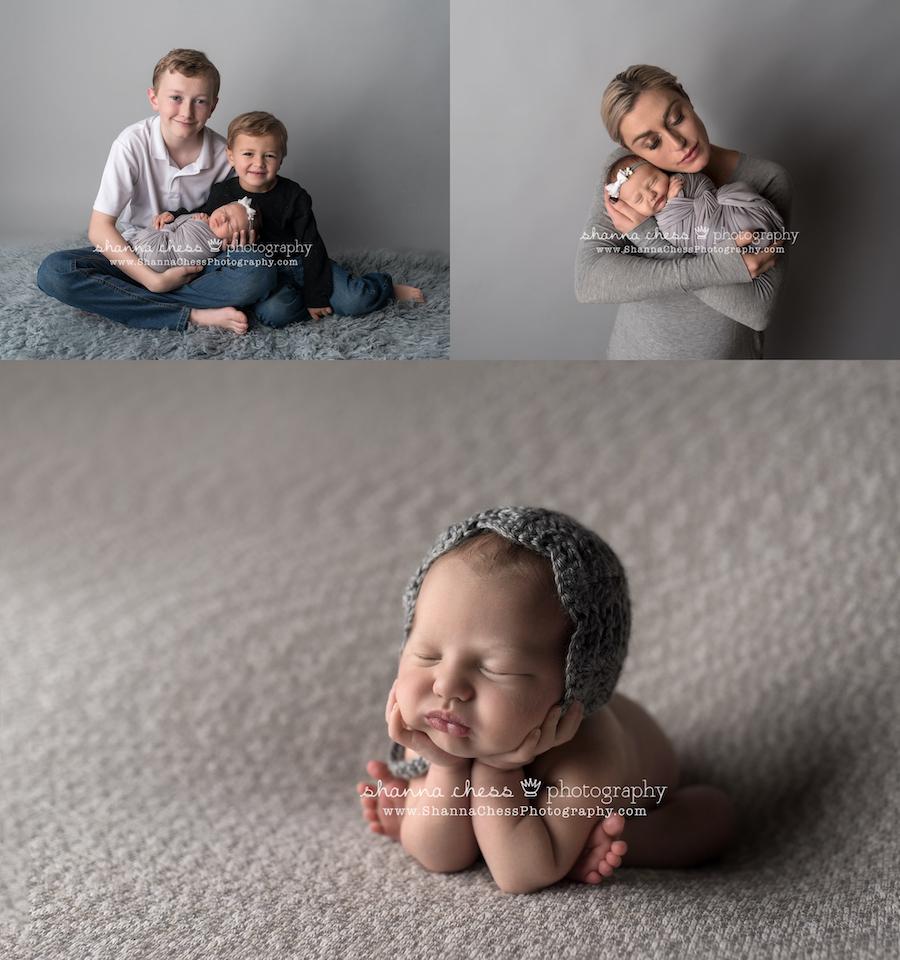 eugene oregon family and newborn photography