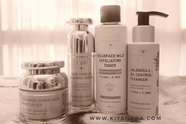 BHUMI Skincare Lokal