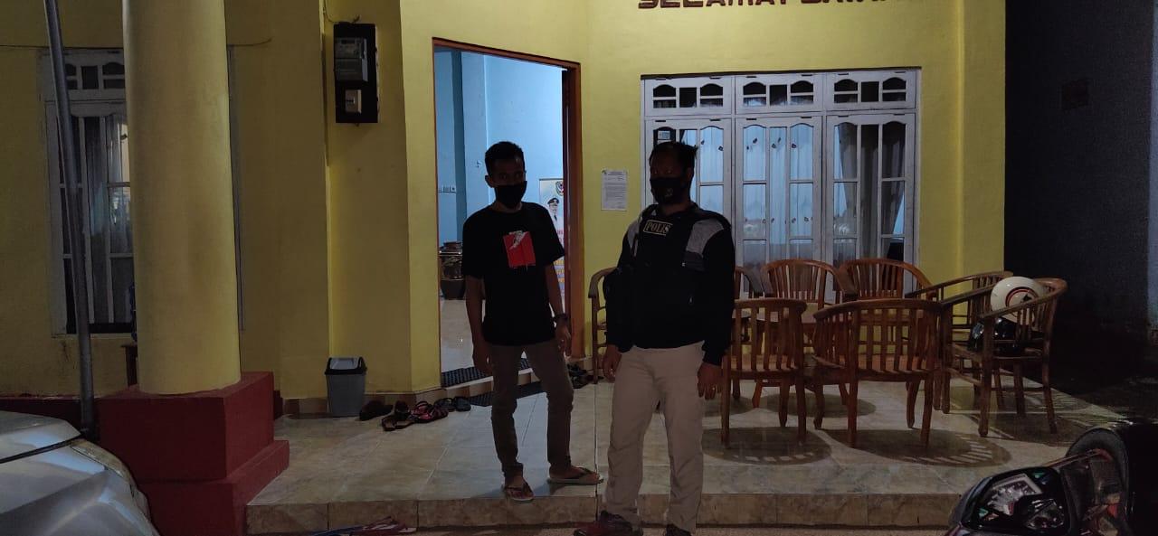 Antisipasi Tindak Kejahatan, Polsek Seruyan Hilir Laksanakan Patroli KRYD
