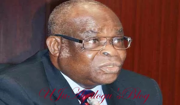 BREAKING: Prosecutor concedes faulty summons service on Onnoghen, requests CJN be freshly served