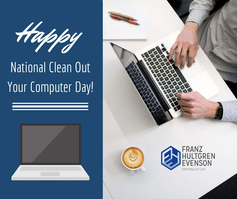 National Clean Out Your Computer Day Wishes Awesome Images, Pictures, Photos, Wallpapers