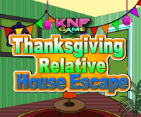 Knf Thanksgiving Relative House Escape Walkthrough
