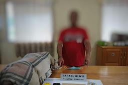 1 Pengedar Narkoba Diringkus Sat Reserse Narkoba Polres Nabire