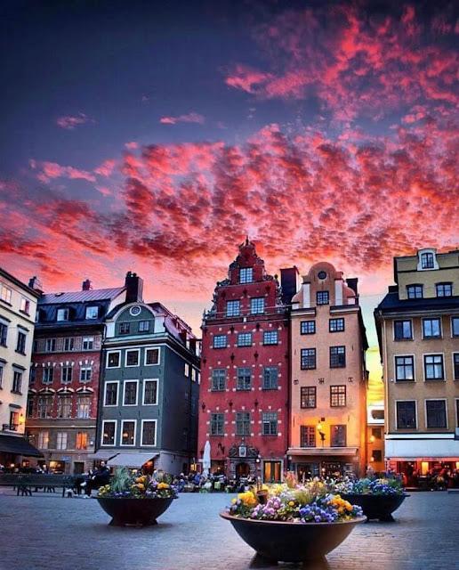معلومات مذهشة عن مملكة السويد