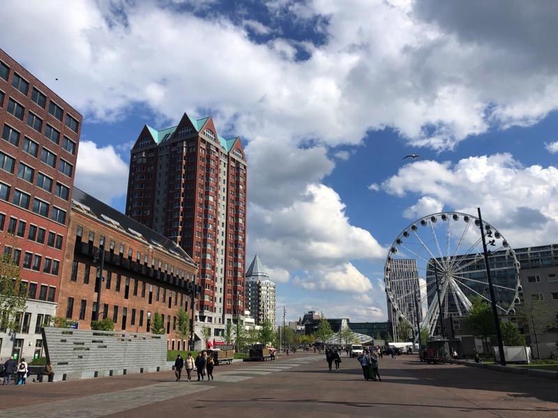 O que fazer em Roterdã