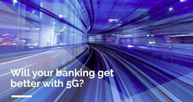 Trend Teknologi 5G Dapat Mengganggu Bisnis Perbankan