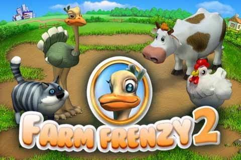 تحميل لعبة المزرعة فارم فرنزي farm frenzy 2 للكمبيوتر مجانا