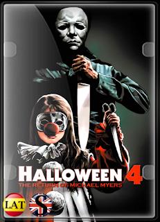 Halloween 4: El Regreso de Michael Myers (1988) FULL HD 1080P LATINO/INGLES