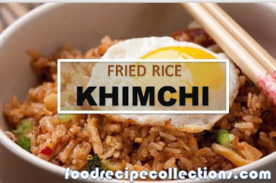 Recipe For Korean Fried Rice