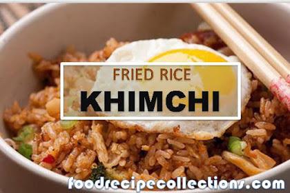 Best Recipe For Korean Fried Rice Homemade