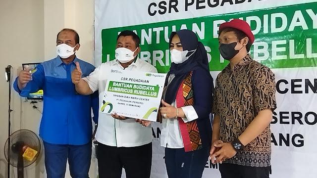Kerja Sama Diwa Foundation dengan PT. Pegadaian Persero