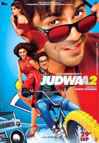 Judwaa 2 (2017) Movie Poster